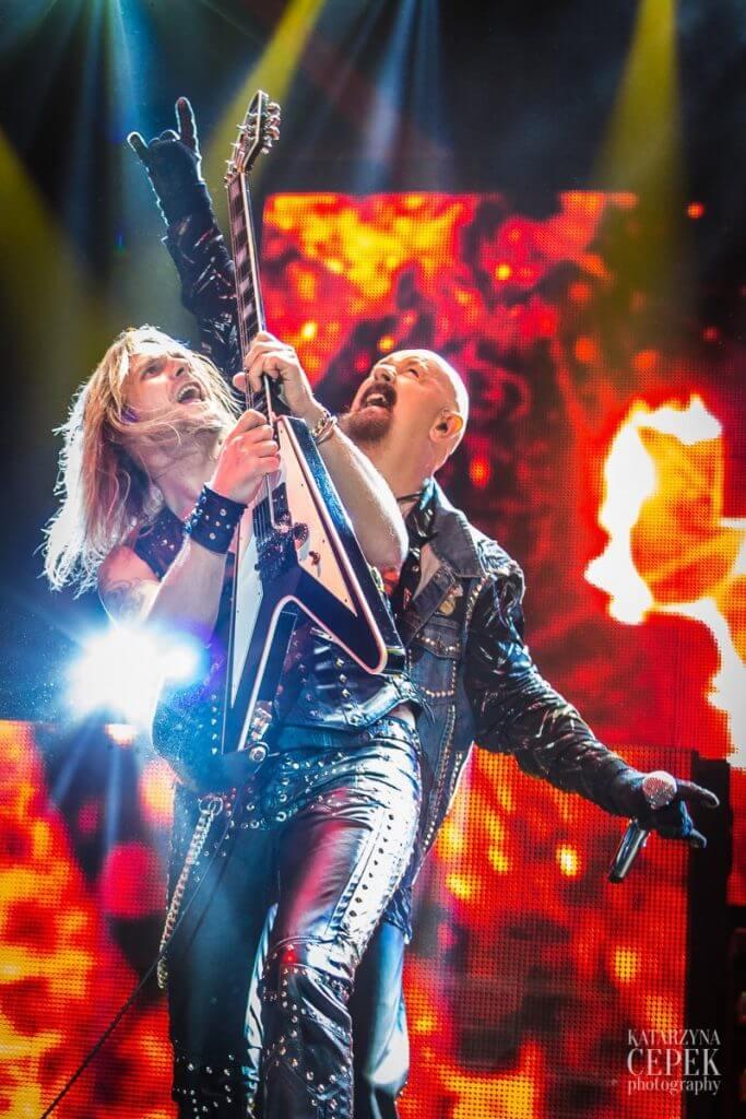 Judas priest announce 39 firepower 2018 39 tour with saxon for Coliseum motor company casper wy
