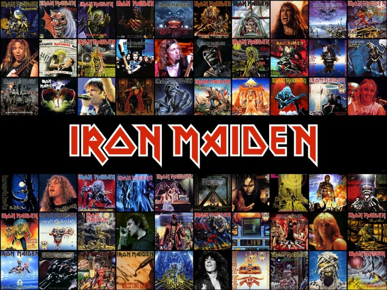 Ranking Iron Maiden The Beast To The Least 16 Studio Albums