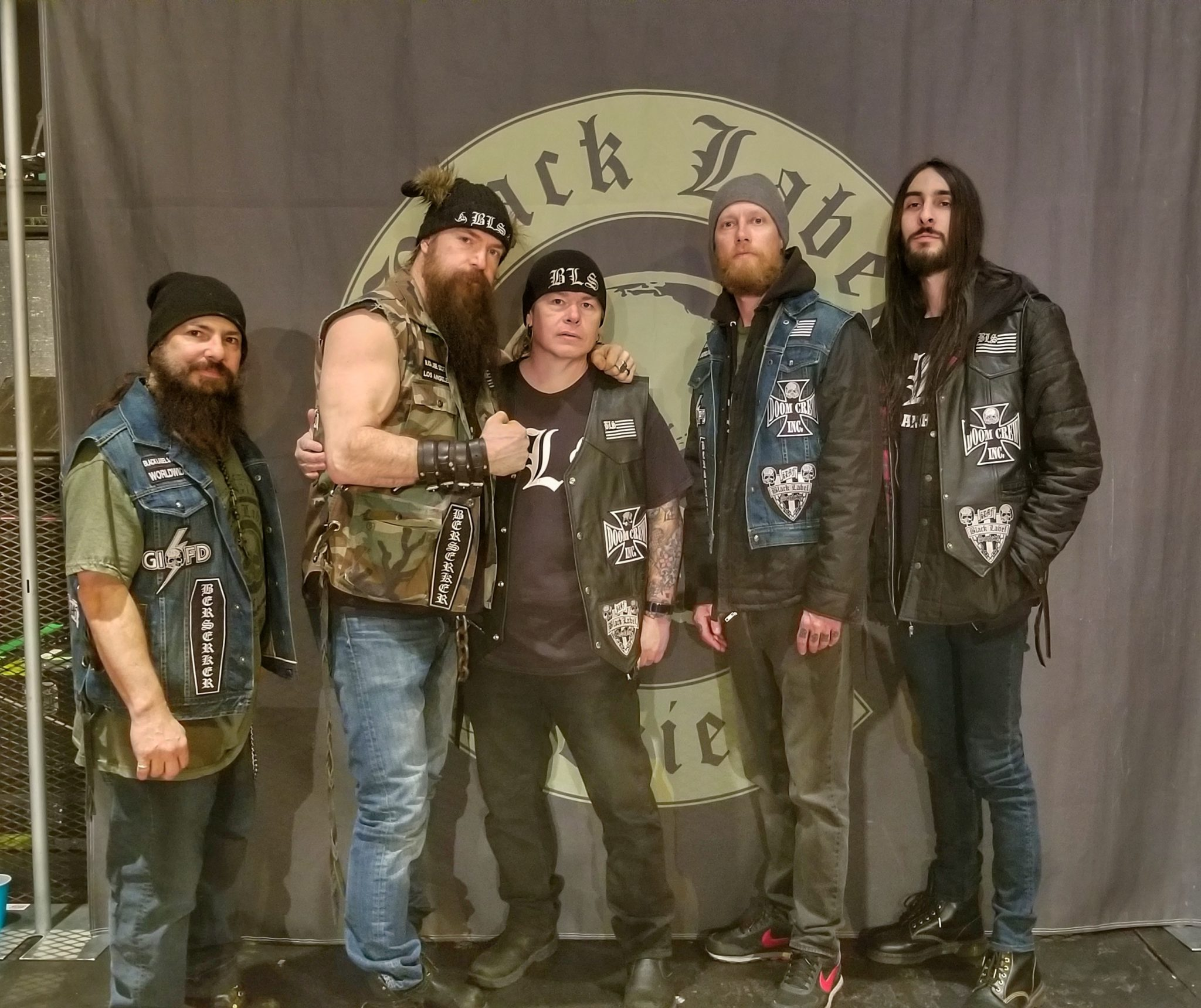 Concert Review Black Label Society The Grimmest Show On Earth