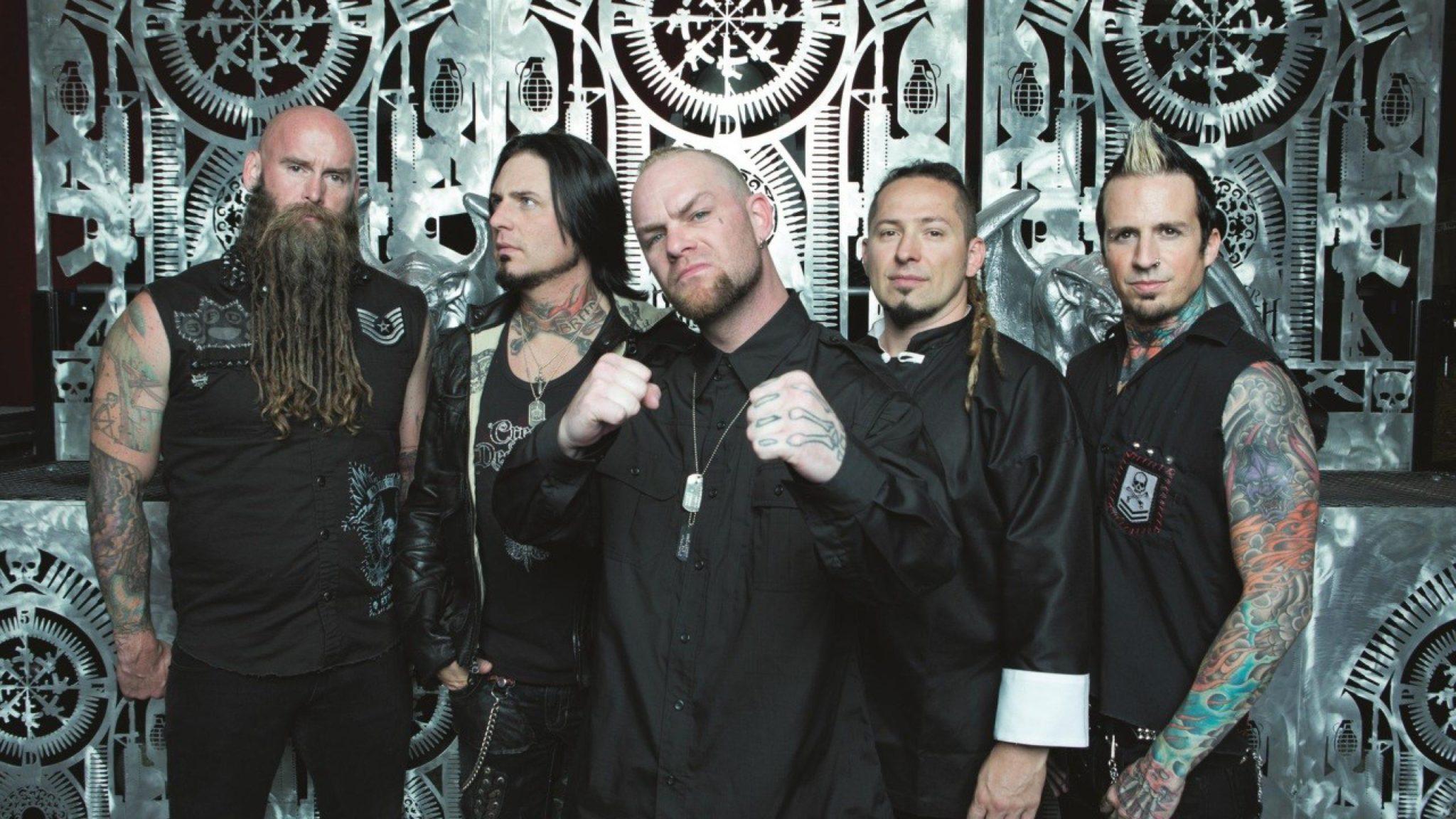 five finger death punch announce new album tour with breaking benjamin metal nation. Black Bedroom Furniture Sets. Home Design Ideas