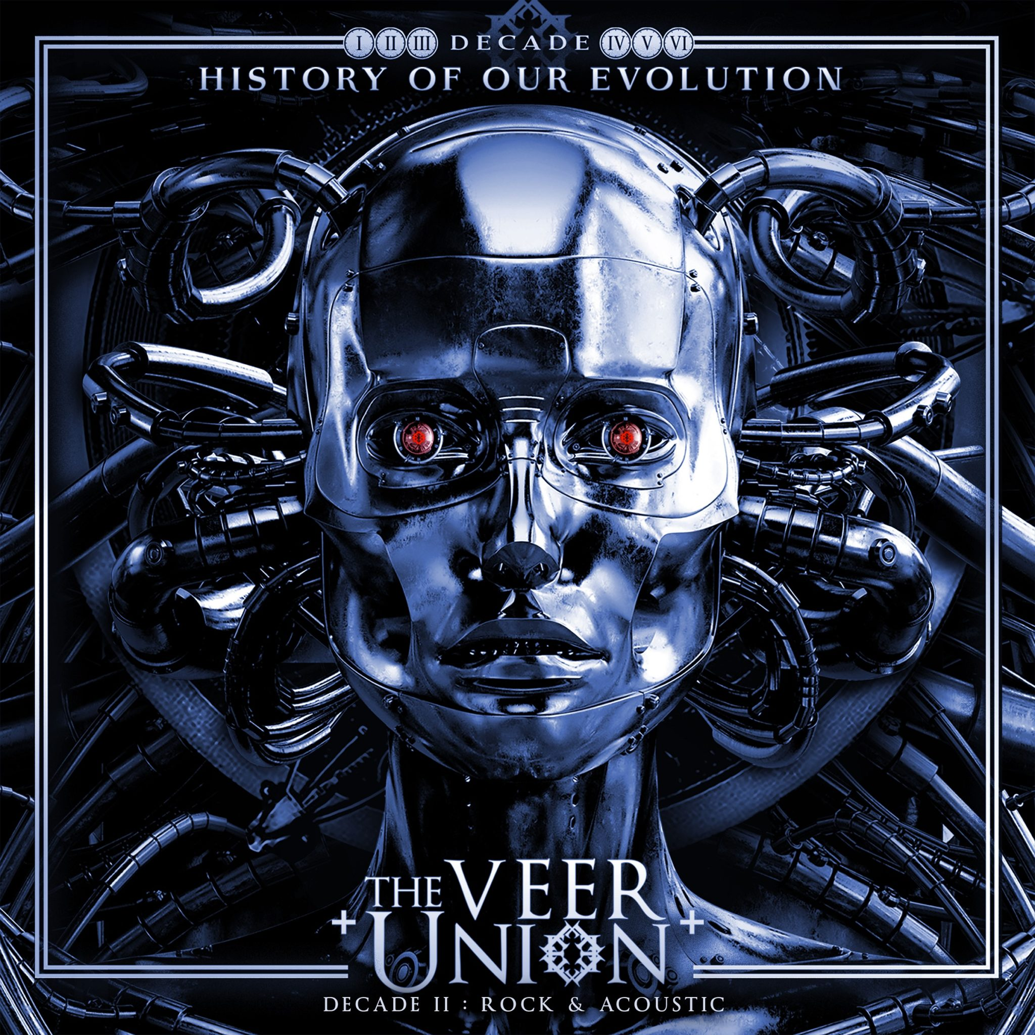 THE VEER UNION release 'Living Not Alive' video, Decade 2