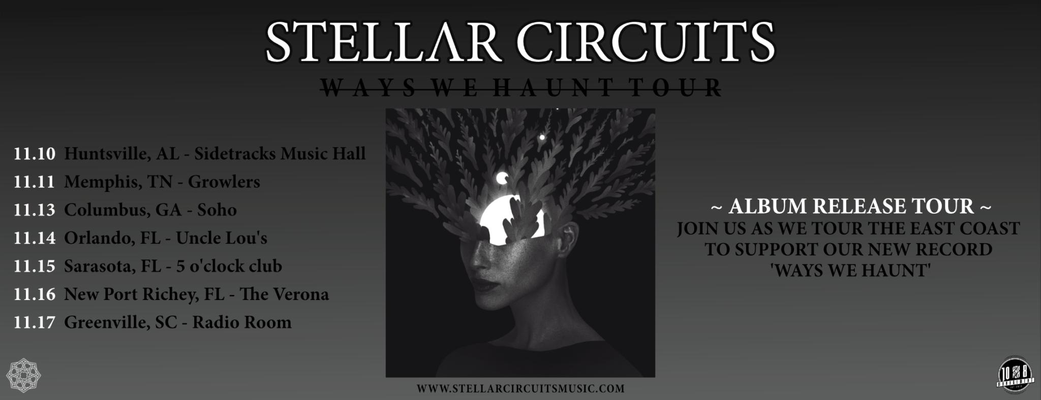 Stellar Circuits Reveal Stunning Music Video For