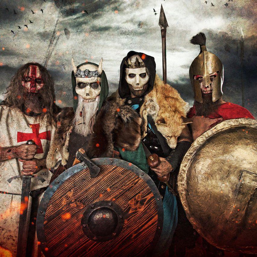 "War Of Kings Facebook: WARKINGS Release Video For ""Hephaistos"""